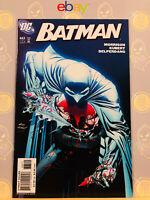 Batman #665 (9.2) NM- Grant Morrison Joe Kubert (1940 Series) DC Comics KeyIssue