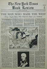 CLARK OHIO PALMER JOHN ROCKEFELLER BARNUM DAISY PLESS  RUSSIA LENIN 1929 June 23