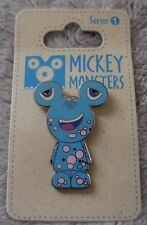 Disney Pin Dlr Series 1 Mickey Monsters Cheeky Bubbles Pin