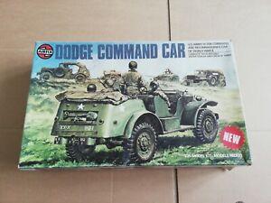Airfix Dodge Command Car 08361-6 For Spares/Boxes