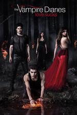 The Vampire Diaries - Woods POSTER 61x91cm NEW * Stefan Damon Elena  Love Sucks