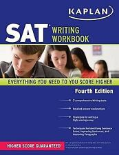 Kaplan SAT Writing Workbook (2011, Paperback, Workbook)