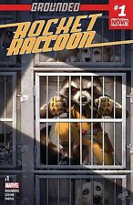 Rocket Raccoon #1 (First Print / Grounded / 2017 / NM)