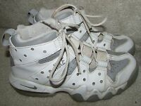 Youth Nike Air Barkley 2 Cb Wht/gry 309560-102 Youth Sz 6.5y Basketball Shoes