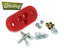 VW Beetle Urethane Adapter Mount Kit -73 Gearbox Nose Cone fit 62-71 Chassis T1