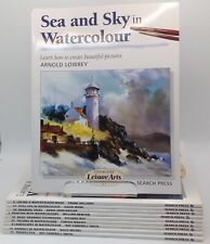 Ray Campbell Smith, 10 various Step-by-Step how to paint guides by Leisure Arts