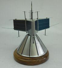 AMSAT Oscar-10 Amateur Satellite Spaceship Wood Model Replica BIG Free Shipping