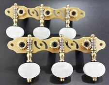 Golden color surface Classical Guitar Machine Heads and Tuners , 306P2W