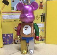 BearBrick BAPE 22cm Bear Brick Figure