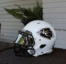 Custom Kansas City Chiefs Authentic Riddell Speed Helmet - Full Size