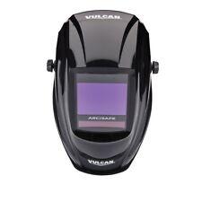 VULCAN ARCSAFE Auto Darkening Welding Helmet HOOD NEW BOX NEW IN BOX BLACK