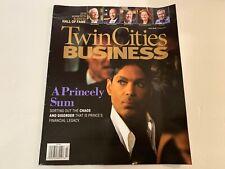 Twin Cities Business Magazine Prince July 2016 RARE Minnesota