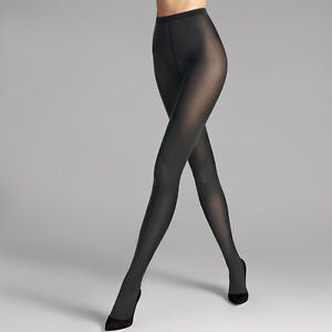 WOLFORD Opaque Supple Warm 70 DEN Everyday Tights Size M Silky Soft AW 2020/21