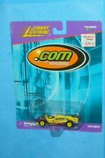 Johnny Lightning Yahoo.Com Racer - Fast Shipping