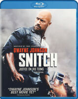 Snitch (Blu-ray) (Bilingual) (Canadian Release New Blu