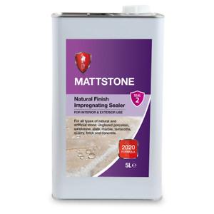 LTP Mattstone Stainstop Natural Matt Finish Impregnating Sealer for All Stone 5L