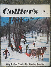 Collier's Magazine  March 18,1950  Why I Was Fired  VINTAGE ADS  Coca-Cola