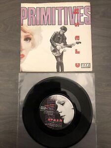 "Primitives Crash UK 7"" Vinyl Record Single 1988 PB41761 RCA 45 Picture Sleeve"