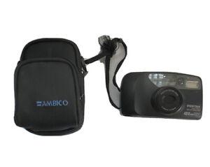 Pentax IQZoom EZY 35mm Point & Shoot Film Camera