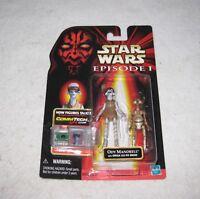 Star Wars Ody Mandrell Action Figure Episode 1 Hasbro 1998 MOC
