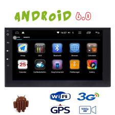 AUTORADIO 2DIN ANDROID 6.0 WIFI AUX NAVIGATORE GPS USB BLUETOOTH Car Stereo RDS