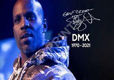 More details for dmx earl simmons signature copy a4 photo print