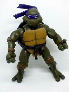 Figurine Ninja Turtle 2002 Playmates Toys Tmnt Donatello 12 CM
