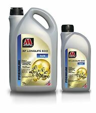 6L Millers Oils XF Longlife ECO 5w30 Fully Synthetic Longlife Engine Oil 6 Litre