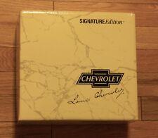 ERTL Signature Edition Chevrolet Diecast Set