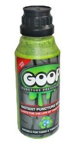 Goop Puncture Sealant Puncture Preventer / 250ml  Bottle