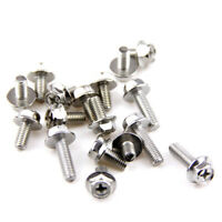 Motorcycle Motorbike Battery Terminal Nut and Bolt Kit M6x16mm Multipack Sets