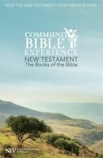 The Books of the Bible (NIV): New Testament: Community Bible Experience by...