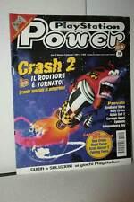 RIVISTA PLAYSTATION POWER ANNO 2 NUMERO 9 SETTEMBRE 1997 USATA ED ITA VBC 51441