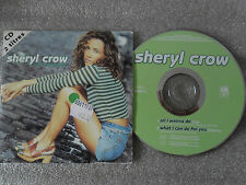 CD-SHERYL CROW-ALL I WANNA DO-WHAT I CAN DO FOR YOU-MUSIC-(CD SINGLE)1994-2TRACK