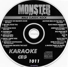 New listing Monster Hits Karaoke Cd+G vol-1011/Queen,Led Zeppelin,Elton john,Santana+more