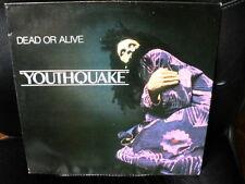 LP DEAD OR ALIVE youthquake SPANISH 1985 VINYL VINILO