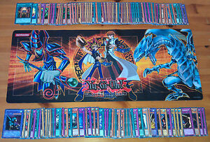 YuGiOh 100 Cards 15 Rares Incl 5 Ultra/Secret, 5 Rare & 5 Super No Duplicates