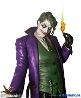FANTASY FIGURE GALLERY DC Comics The Joker 1/6 Resin Statue Luis Royo Yamato FFG