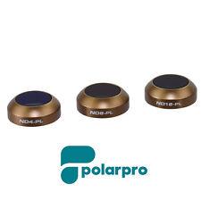 Polar Pro DJI Mavic Pro/Platinum Cinema Series Vivid Collection 3-pack Filters