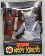 Krypt Kiddies ~Azeal ~ Uhl House Horror Baby Doll Spencer's Gifts New In Box