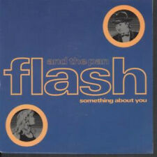 """FLASH AND THE PAN Something About You 7"""" VINYL Netherlands Epic B/W Walking In"""