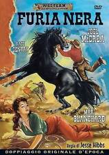 Dvd FURIA NERA - (1954) Western *** A&R Productions *** .....NUOVO