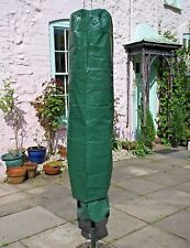 HEAVY DUTY GREEN ROTARY WASHING LINE COVER CLOTHES AIRER DRIER WATERPROOF COVER