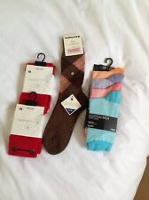 Sock Bundle Ladies, ankle & knee highs