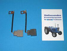 Kohlebürsten Kohlen Lichtmaschine Ford Traktor Schlepper 2000 3000 4000 LUCAS