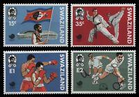 Swaziland 1988 - Mi-Nr. 544-547 ** - MNH - Olympia Seoul