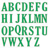 Large Big Alphabet Letters Cutting Dies Stencils Metal for DIY Scrapbooking NEW