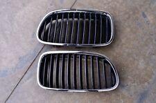 OEM BMW F10 Kidney Grilles Pair PN 188013-10