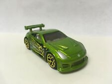 2018 Hot Wheels Loose 5 Pack Exclusive Green Nissan 350Z
