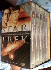 Star Trek  The Original Crew Movie Collection (DVD, 2004, 12-Disc Set